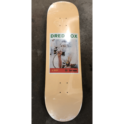 The Killing Floor Dred Sox Skateboard Deck