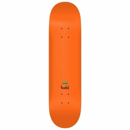 Krooked PP Ikon Orange Skateboard Deck - 8.06""