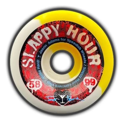 Speedlab Wheels- Jason Adam's Slappy Hour 58mm