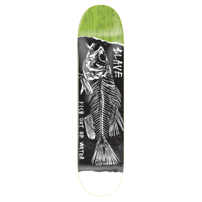 """Slave Fish Out Of Water Deck 8.5"""""""
