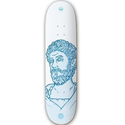 """The Drawing Boards Marcus Skateboard Deck 8"""""""