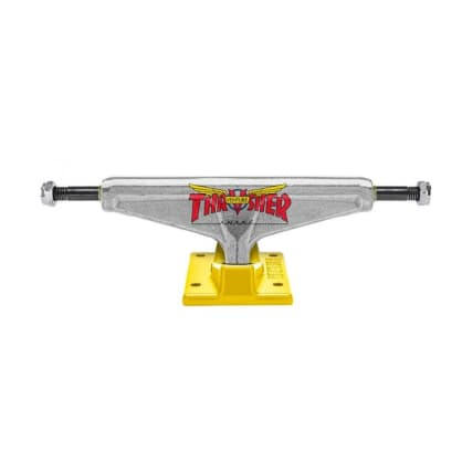 Venture Trucks X Thrasher Polished / Yellow Trucks Assorted Sizes