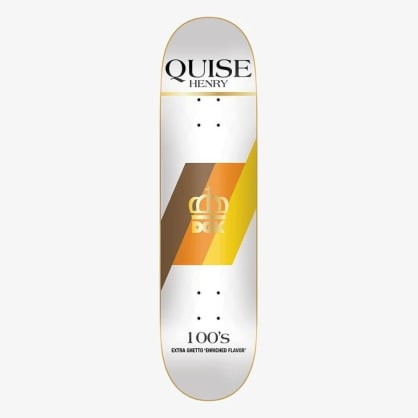 DGK Ashes To Ashes Quise Deck (8.1)