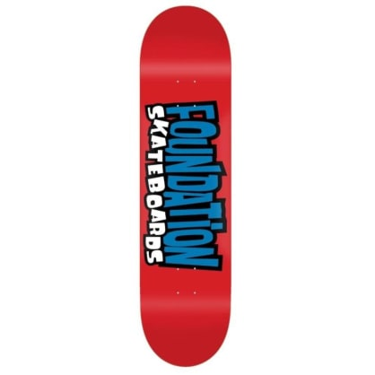 """Foundation Deck From The 90s 8.0"""""""