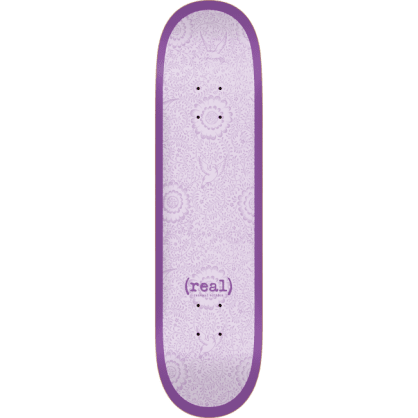 Real - Flowers Renewal Deck 8.5""