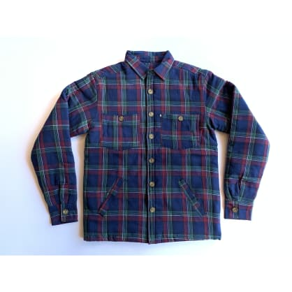 Pass~Port - Late Quilted Flannel Jacket
