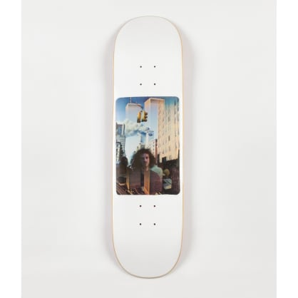 FA Dill Twin Towers deck