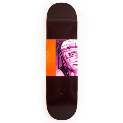 WKND Johan Stuckey Body Parts Skateboard Deck - 8.6""