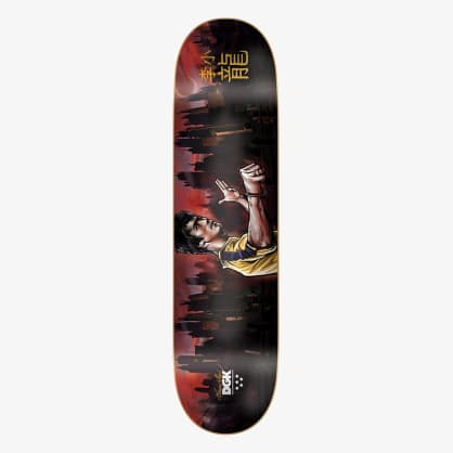 DGK - DGK Bruce Lee Warrior Deck 8.25