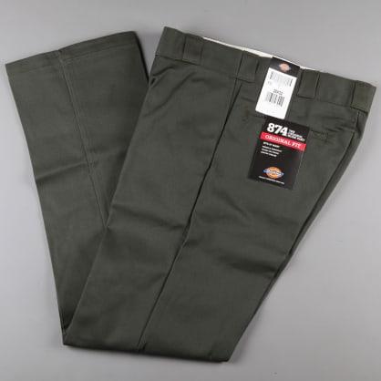 Dickies 'Original 874' Work Pant (Olive Green)
