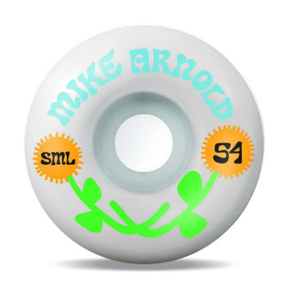 SML Wheels - 54mm (99a) Mike Arnold The Love Series V-Cut Wheels