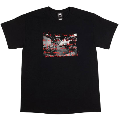 Thrasher Angel Dust Coco T-Shirt - Black