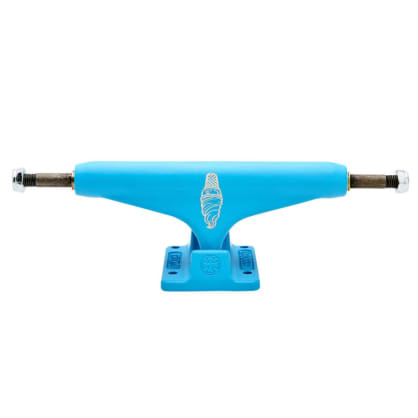 Independent Trucks 144 Lizzie Armanto Hollow Skateboard Trucks - Stage 11 - Light Blue (Pair)