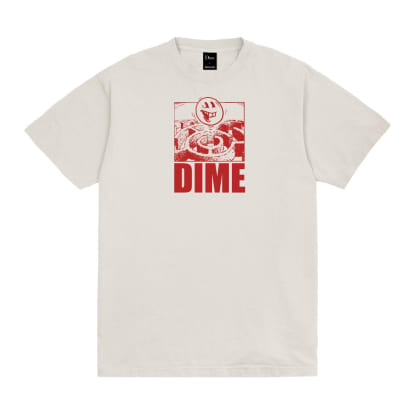 Dime No Way Out T-shirt - Cement