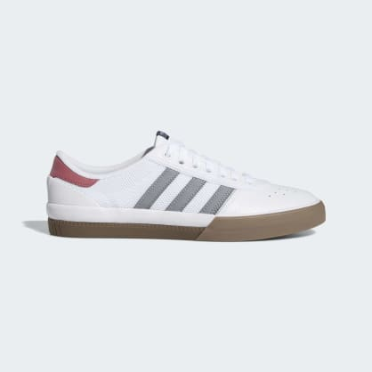adidas Lucas Premiere Skateboarding Shoes - Cloud White/Grey Three/Gum 5
