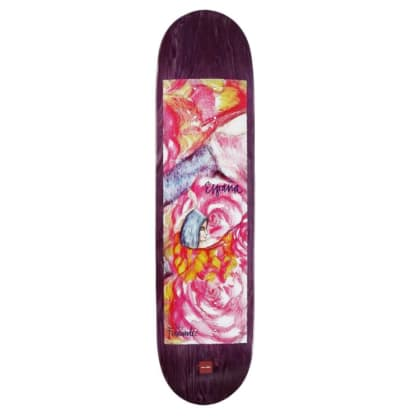 Chocolate Skateboards Espana One Off Jesus Fernandez Skateboard Deck - 8.25