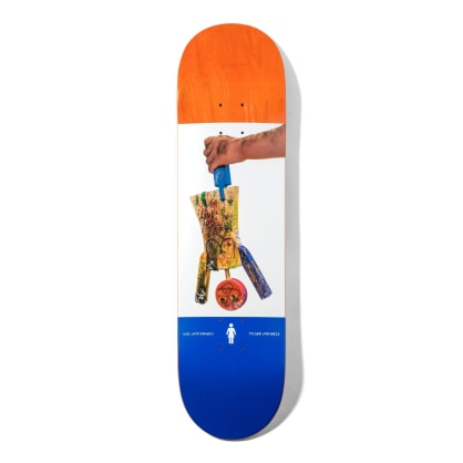 Girl Deck One Off W37 Tyler Pacheco 8.25″