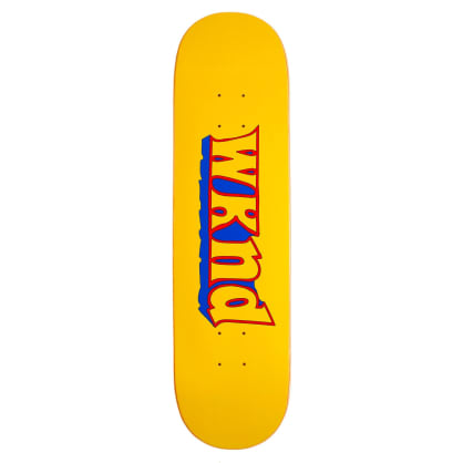 WKND Good Times Skateboard Deck - 8.5""