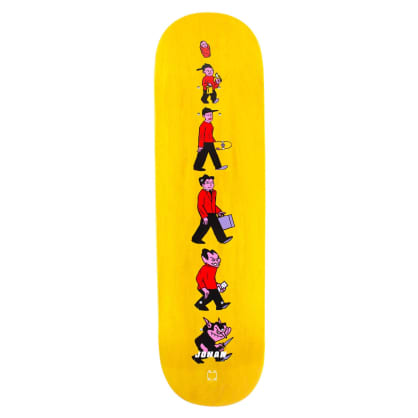 WKND Johan Stuckey Devil Boy Skateboard Deck - 8.6""