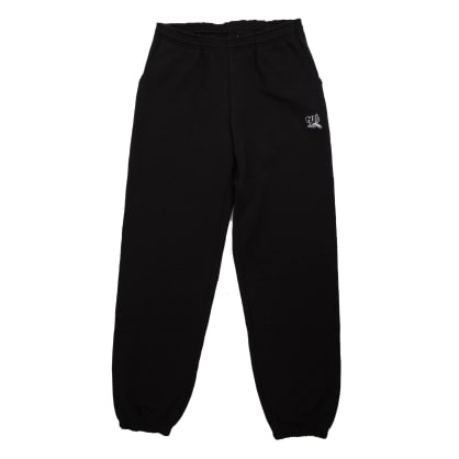 Andrew - GoodThinking - Moth Heavyweight Sweatpants Black