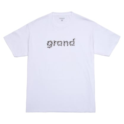 Grand Collection Geese T-Shirt - White