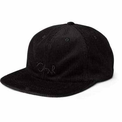 Polar Skate Co Corduroy Cap - Black
