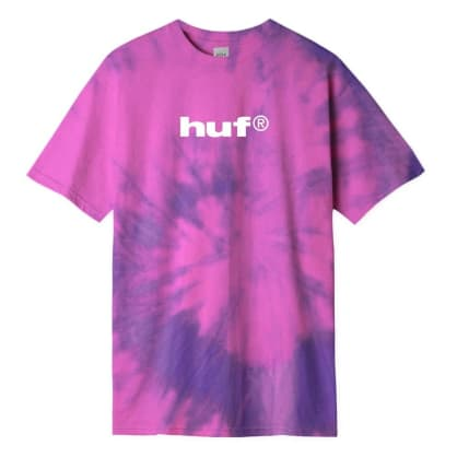 HUF Viral T-Shirt - Hot Pink