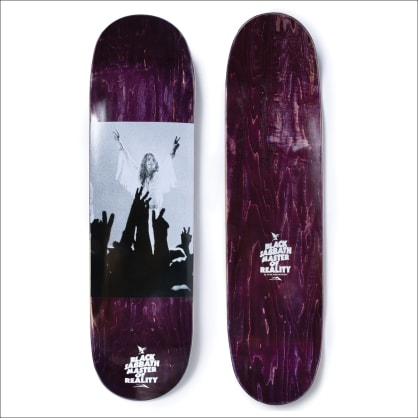 Lakai x Black Sabbath Deck