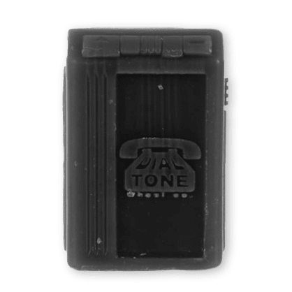 Dial Tone Pager Wax (Black)