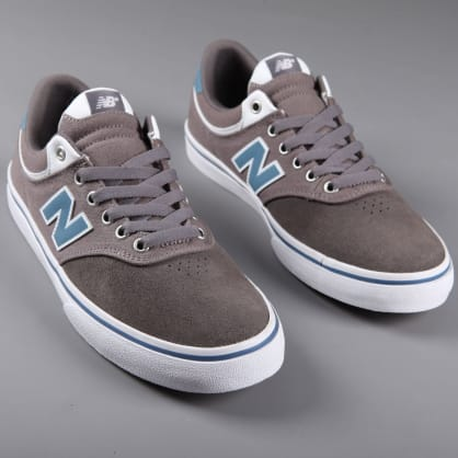 New Balance Numeric '255' Skate Shoes (Grey / Navy)