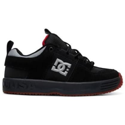 DC Lynx OG Darkroom (Black/DkGry/AthlRed)