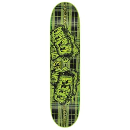 Creature Skateboards Stu Graham Livi Scum Skateboard Deck - 8.8
