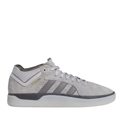 adidas Skateboarding Tyshawn Jones Shoes - Light Granite / Granite / Gold Metallic