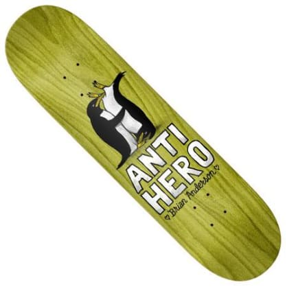 """Anti-Hero - Brian Anderson For Lovers 2 Deck (8.5"""")"""