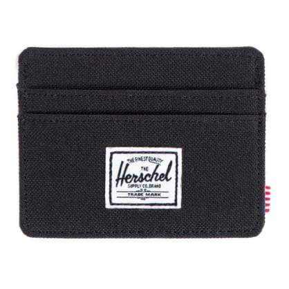 Herschel Supply Co. Charlie Wallet - Black
