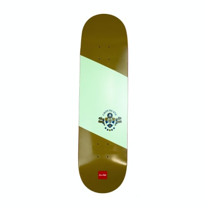 Chocolate Stevie Perez Secret Society Deck 8.375""