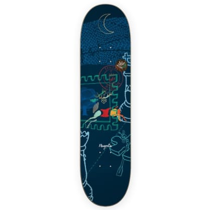 Magenta Deck Soy Panday Leap 8.25