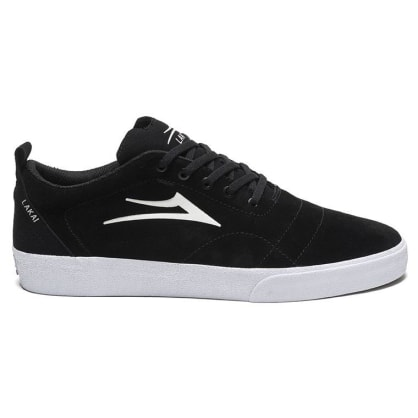 LAKAI BRISTOL - BLACK WHITE