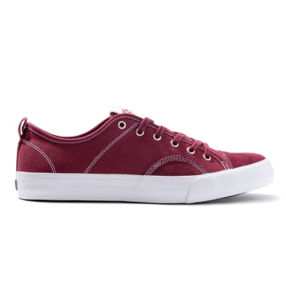 State Footwear- Politic Harlem Black Cherry $60