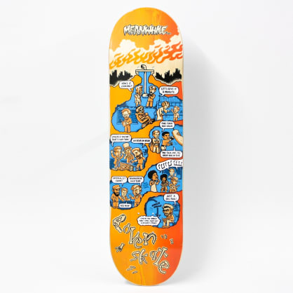 Lovenskate The Bunker Deck 8.25""