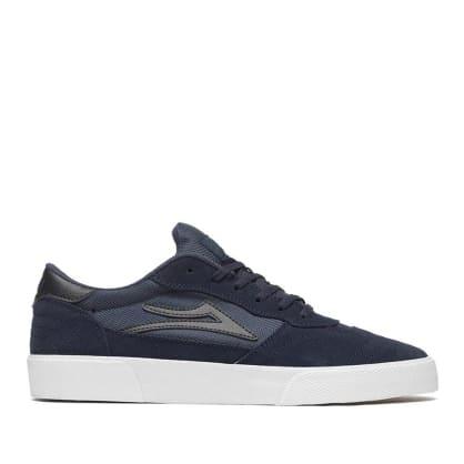 Lakai Cambridge Suede Skate Shoes - Navy