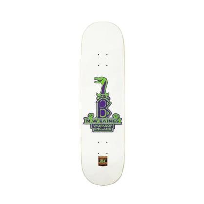 "Lost Art - 8.375"" Mark Baines Raleigh-Gator Skateboard Deck"