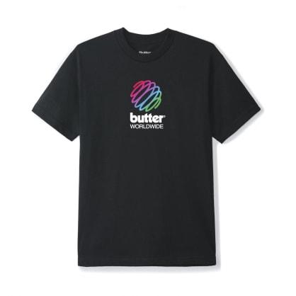 Butter Goods Telecom T-Shirt - Black