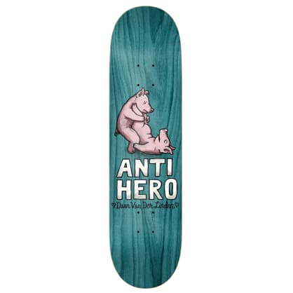 Anti-Hero Deck - Daan Van Der Linden Lovers