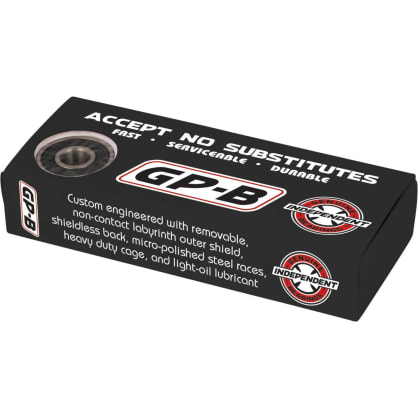 Independent Bearings GP-B (Pack of 8)
