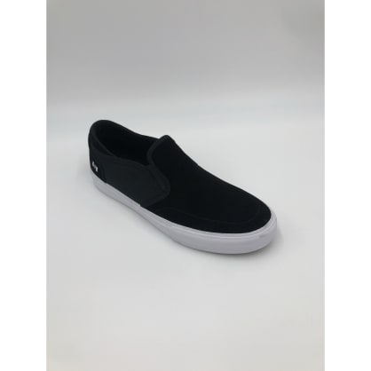 State Footwear- Keys Black/White