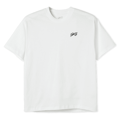 Last Resort AB Eyes T-Shirt - White