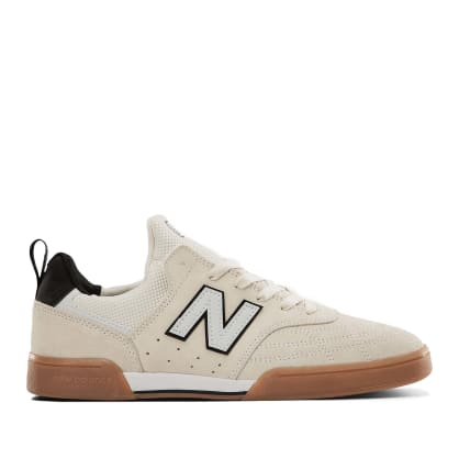New Balance Numeric 288 Sport Shoes - Sea Salt / Faded Cobalt