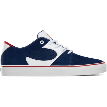 éS Square Three (Navy/White/Red)