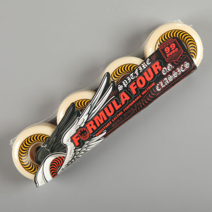 Spitfire 'Formula Four' OG Classic 55mm 99D Wheels